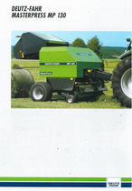 Deutz-Fahr - MasterPress MP 130