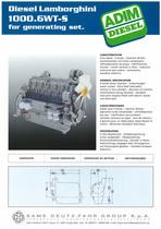 Motore 1000.6 WT S
