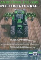 AGROTRN 215 - 265 Intelligente Kraft