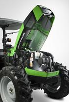 [Deutz-Fahr] trattore Agrolux 60-70 in studio fotografico