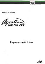 AGROTRON 160 - AGROTRON 175 - AGROTRON 200 - ESQUEMAS ELECTRICOS - Manual de taller