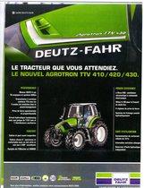 Le tracteur que vous attendiez. Le nouvel Agrotron TTV 410/420/430