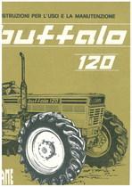 BUFFALO 120 - Libretto uso & manutenzione