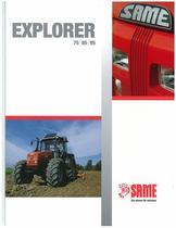 EXPLORER 75-85-95