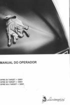 SPIRE 80 TARGET ->30001 - SPIRE 90 TARGET ->30001 - SPIRE 90.4 TARGET ->30001 - Manual do operador