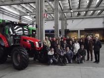Visita della Cooperativa Millemani di Bernareggio (Monza e Brianza)