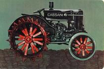 Pubblicitaria - Same Cassani 40 CV
