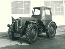 Trattore SAME 480 versione militare con cabina