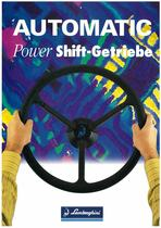 AUTOMATIC Power Shift-Getriebe