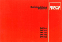 DX 3.10-3.30-3.50-3.70-3.90 - Betriebsanleitung