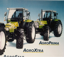 [Deutz-Fahr] trattori AgroStar, AgroXtra e AgroPrima
