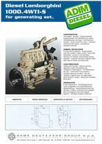 Motore 1000.4 WTI S
