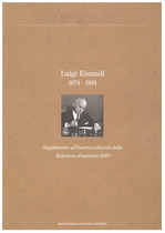 VITALE Marco, Luigi Einaudi in Svizzera, Sondrio, s.e., 2007