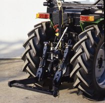 [Deutz-Fahr] dettagli trattore DX 3.10 V