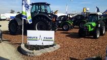 Deutz-Fahr present at World Ag Expo 2017