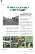 El grande centro Deutz-Fahr