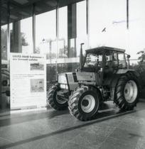 [Deutz-Fahr] trattore DX 3.65 in mostra