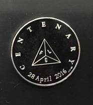 Medaglia commemorativa del centenario della nascita di Ferruccio Lamborghini