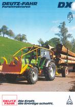 Deutz-Fahr Forsttraktoren DX