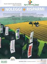 Nuove opportunità all'orizzonte: nasce la squadra AGRI RENTAL TEAM + noleggi + risparmi