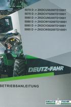 5070 D ->ZKDCU50200TD10001 - 5070 D ->ZKDCV70200TD10001 - 5080 D ->ZKDCU90200TD10001 - 5080 D ->ZKDCW10200TD10001 - 5085 D ->ZKDCV30200TD10001 - 5085 D ->ZKDCW50200TD10001 - Betriebsanleitung