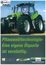 AGROTRON 150 MK 3 - Planzenoeltechnologie Eine eigene Oelquelle ist vernueftig.