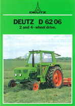 D 6206 2 and 4 - Wheel drive