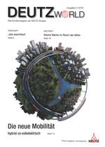 DeutzWorld Spezial #2 - Das Kundenmagazin der Deutz Gruppe