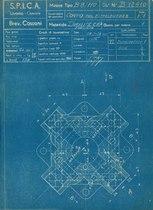 """""""Motore B 8/110 - Gruppo VI: Distributore d'aria. Commessa 1720"""""""