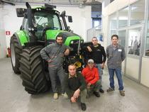 SDF Academy - Corso Deutz-Fahr Serie 6 TTV