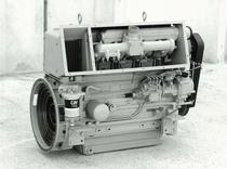 Motore ADIM per uso industriale - 4 cilindri
