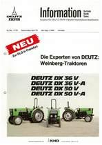 Händler info Weinberg traktoren