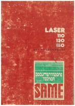 LASER 110 - 130 - 150 - Libretto uso & manutenzione