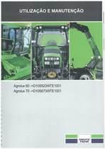 AGROLUX 60-70 - Uso e Manutenção