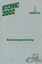 INTRAC 2002 - Bedienungsanleitung