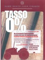 TASSO 0%