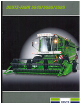 5545-5565-5585 - Harvester