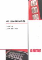 LASER 125-150 - Uso y mantenimiento