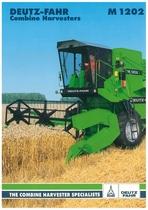 Combine Harvesters M 1202