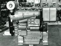Motore SAME/ADIM serie P per uso industriale - 3 cilindri