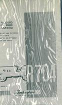 R 704 - Catalogo Parti di Ricambio / Pièces de Rechange du Tracteur / Tractor Spare Parts / Ersatzteile für den Schleppers / Repuestos para Tractor