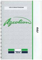 AGROTRON 195 - Libretto Uso & Manutenzione