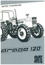 DRAGO 120 - Utilisation et entretien