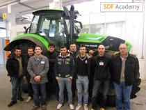 SDF Academy - Corso motori Deutz AG Tier 4i