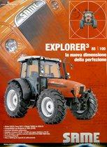 Explorer 3 85/100 la nuova dimensione della perfezione