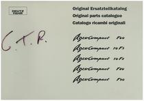 AGROCOMPACT F60-70F3-70F4-F80-F90 - Original Ersatzteilkatalog / Original parts catalogue / Catalogo ricambi originali