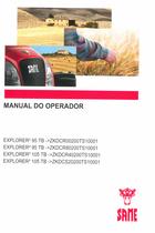 EXPLORER³ 95 TB ->ZKDCR00200TS10001 - EXPLORER³ 95 TB ->ZKDCR80200TS10001 - EXPLORER³ 105 TB ->ZKDCR40200TS10001 - EXPLORER³ 105 TB ->ZKDCS20200TS10001 - Manual do operador