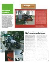 SDF naar één platform