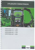 AGROFARM 410-420 T - Uso e Manutenção