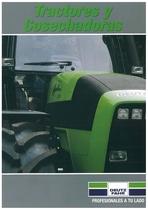 Catalogo di Gamma - Tractores y Cosechadoras